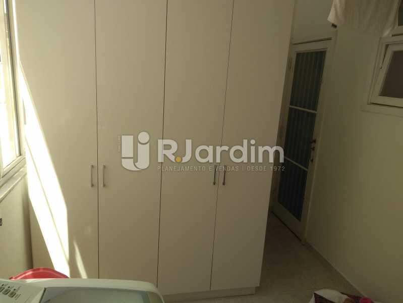 Área de Serviço - Apartamento À Venda Rua Barão da Torre,Ipanema, Zona Sul,Rio de Janeiro - R$ 3.800.000 - LAAP32043 - 30