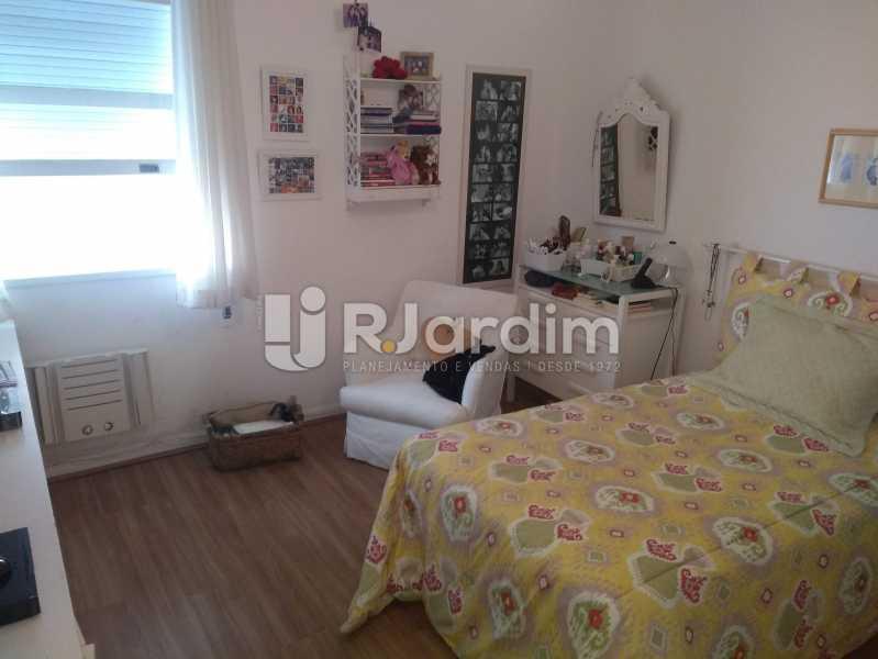 Quarto 2 - Apartamento À Venda Rua Barão da Torre,Ipanema, Zona Sul,Rio de Janeiro - R$ 3.800.000 - LAAP32043 - 15