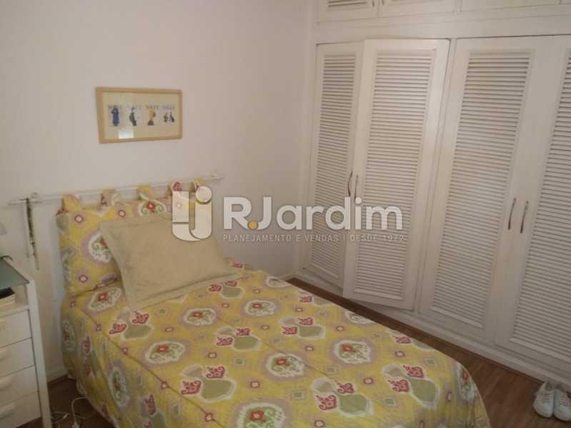 Quarto 2 - Apartamento À Venda Rua Barão da Torre,Ipanema, Zona Sul,Rio de Janeiro - R$ 3.800.000 - LAAP32043 - 17