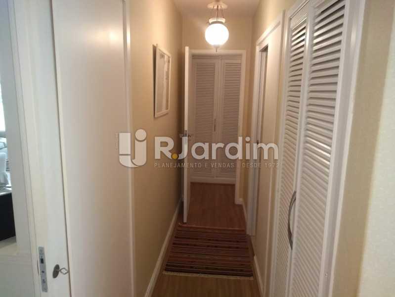 Ciculação - Apartamento À Venda Rua Barão da Torre,Ipanema, Zona Sul,Rio de Janeiro - R$ 3.800.000 - LAAP32043 - 19