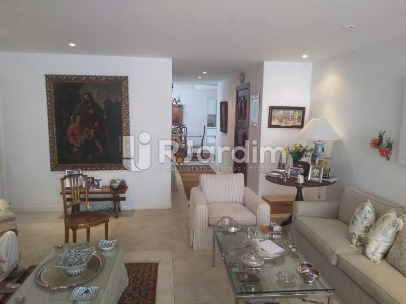 Sala - Apartamento À Venda Rua Barão da Torre,Ipanema, Zona Sul,Rio de Janeiro - R$ 3.800.000 - LAAP32043 - 11