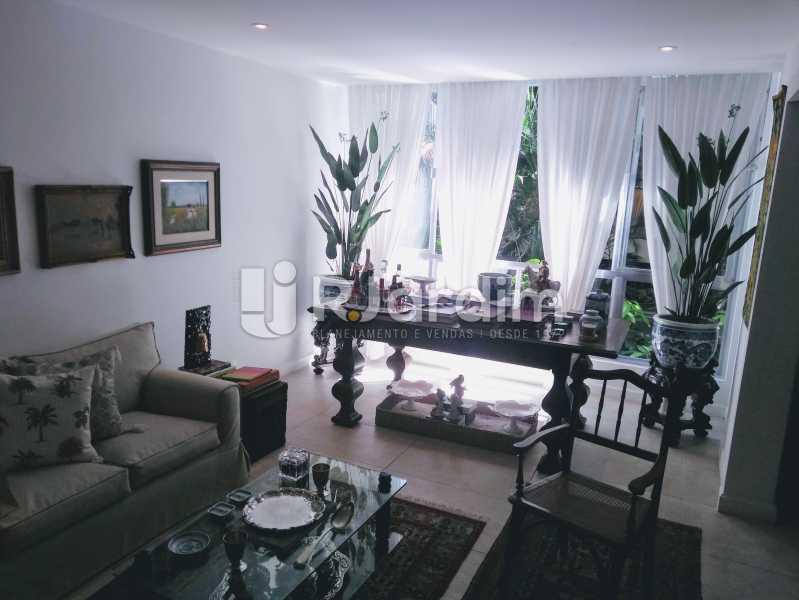 Sala - Apartamento À Venda Rua Barão da Torre,Ipanema, Zona Sul,Rio de Janeiro - R$ 3.800.000 - LAAP32043 - 4