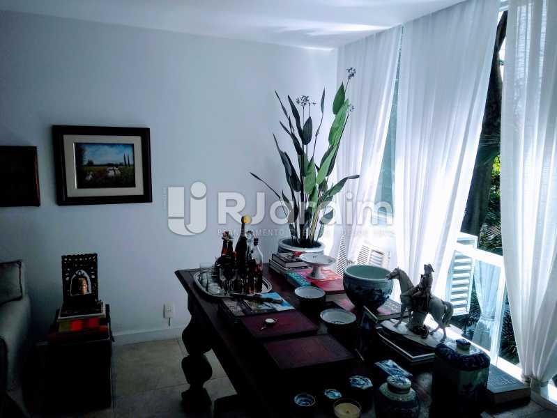 Sala - Apartamento À Venda Rua Barão da Torre,Ipanema, Zona Sul,Rio de Janeiro - R$ 3.800.000 - LAAP32043 - 3