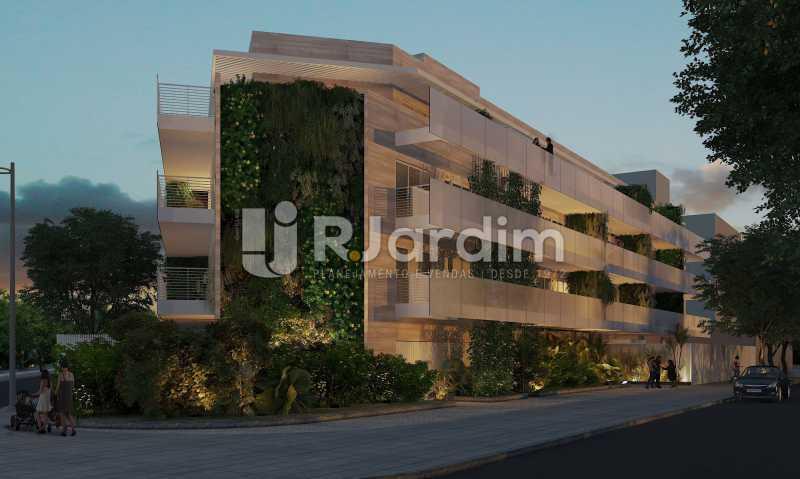 fachada - Apartamento À Venda - Barra da Tijuca - Rio de Janeiro - RJ - LAAP32047 - 3