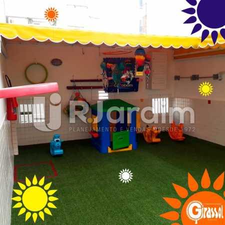 terraço - Casa Comercial 193m² para alugar Ipanema, Zona Sul,Rio de Janeiro - R$ 28.000 - LACC00035 - 13