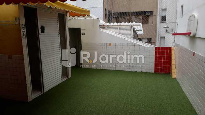 terraço - Casa Comercial 193m² para alugar Ipanema, Zona Sul,Rio de Janeiro - R$ 28.000 - LACC00035 - 14