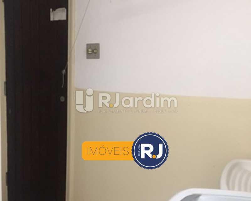 Entrada de serviço - Apartamento Rio Comprido 3 Quartos - LAAP32048 - 10