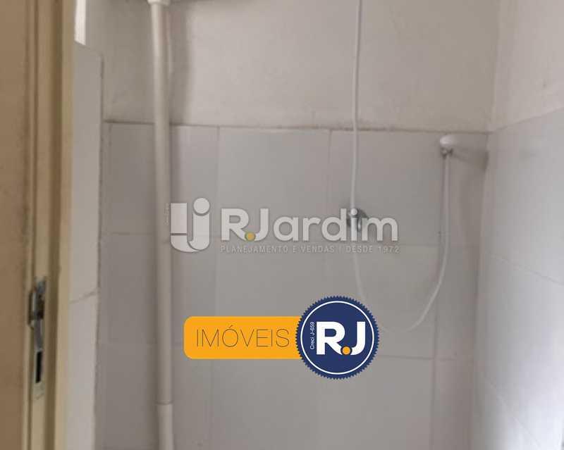 Banheiro de empregada - Apartamento Rio Comprido 3 Quartos - LAAP32048 - 12