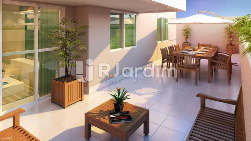 TIPO CASA - Apartamento Vila Isabel, Zona Norte - Grande Tijuca,Rio de Janeiro, RJ À Venda, 2 Quartos, 66m² - LAAP21437 - 6