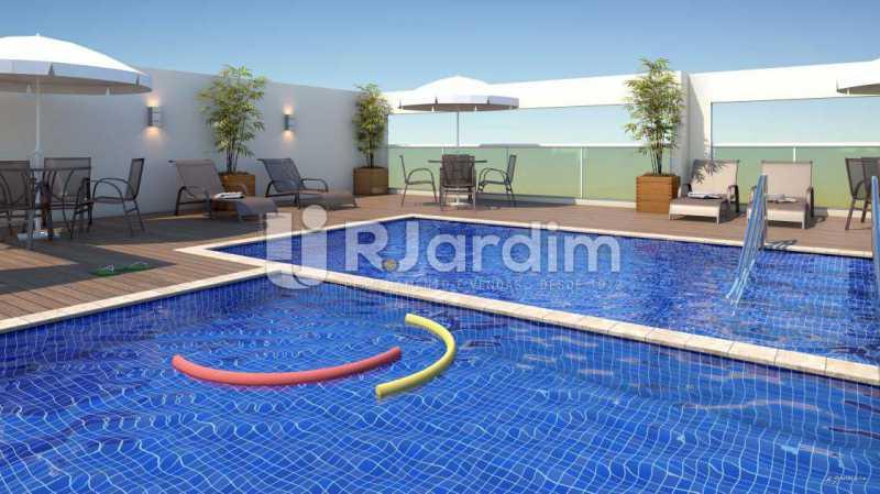 PISCINA - Apartamento Vila Isabel, Zona Norte - Grande Tijuca,Rio de Janeiro, RJ À Venda, 2 Quartos, 66m² - LAAP21437 - 7