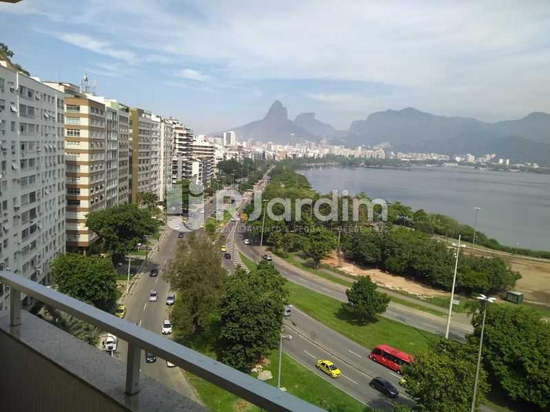 Varanda da Suíte - Apartamento Ipanema 3 Quartos Compra Venda Avaliação Imóveis - LAAP32049 - 16