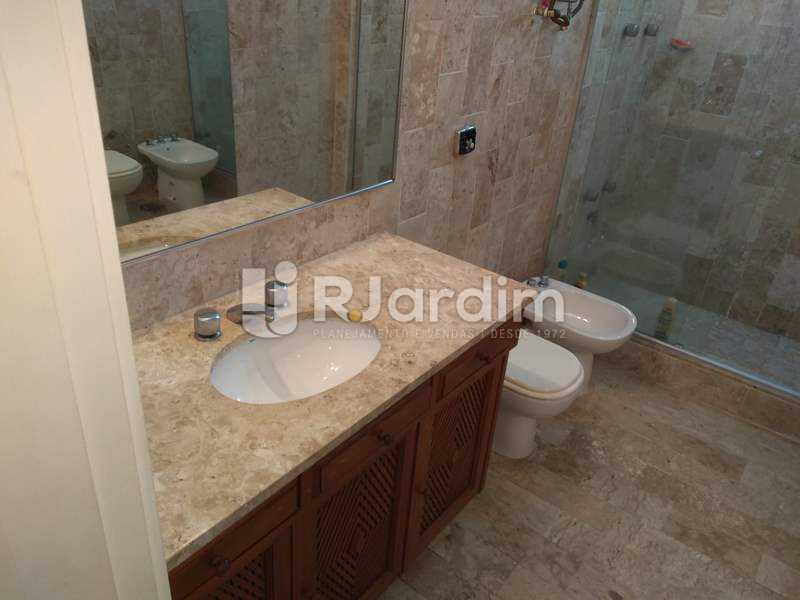 Banheiro Suíte - Apartamento Ipanema 3 Quartos Compra Venda Avaliação Imóveis - LAAP32049 - 21