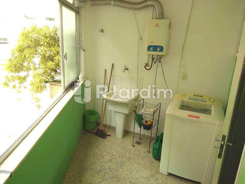 Área de Serviço - Apartamento Ipanema 3 Quartos Compra Venda Avaliação Imóveis - LAAP32049 - 25