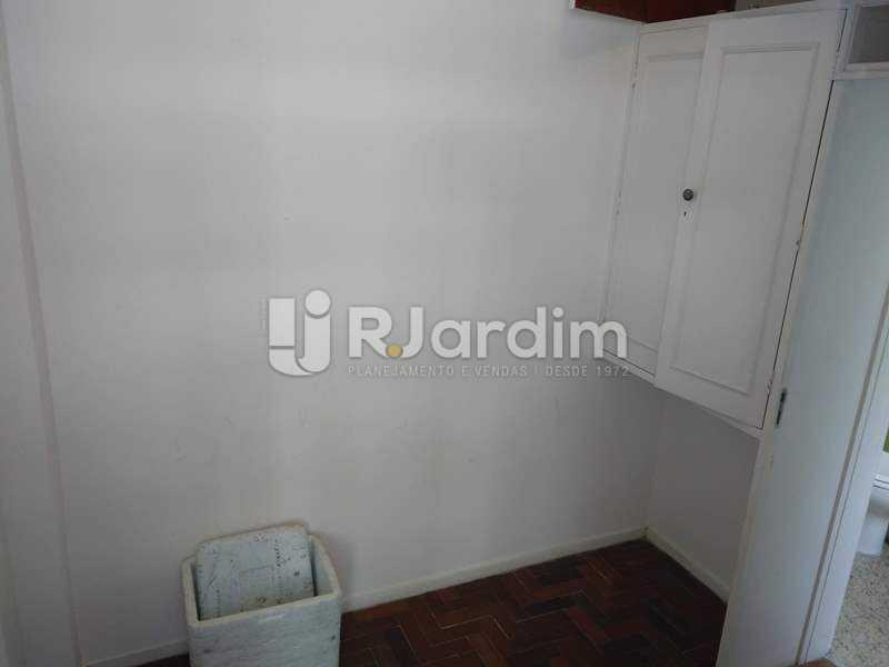 Quarto de Serviço - Apartamento Ipanema 3 Quartos Compra Venda Avaliação Imóveis - LAAP32049 - 26