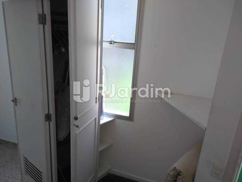 Quarto de Serviço - Apartamento Ipanema 3 Quartos Compra Venda Avaliação Imóveis - LAAP32049 - 27