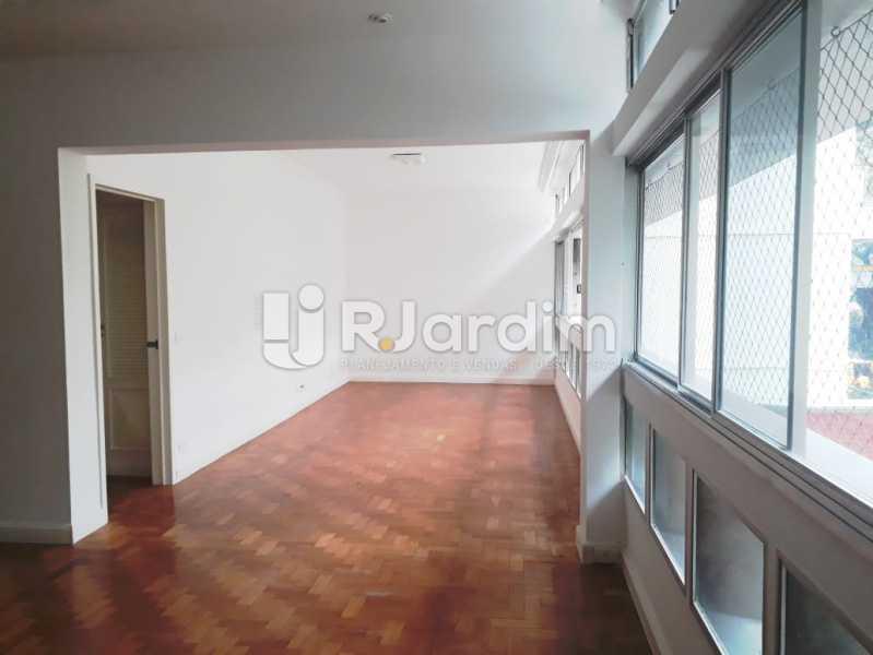 quarto revertido em sala - Apartamento de 3 quartos e, Ipanema - LAAP32051 - 3
