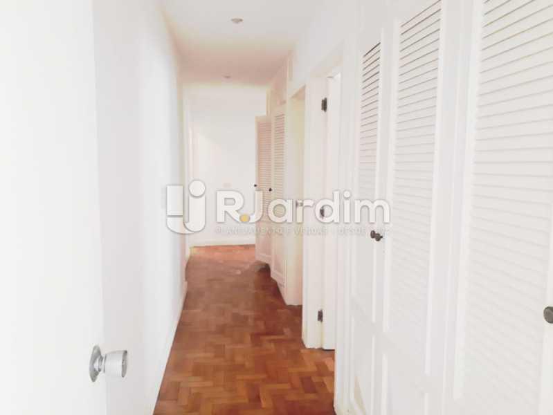 corredor - Apartamento de 3 quartos e, Ipanema - LAAP32051 - 5