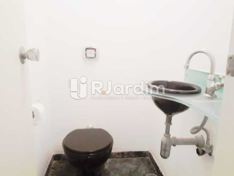 lavabo - Apartamento de 3 quartos e, Ipanema - LAAP32051 - 14