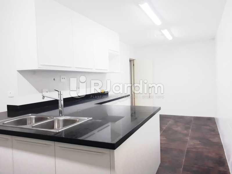cozinha - Apartamento de 3 quartos e, Ipanema - LAAP32051 - 16