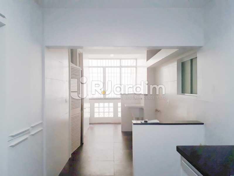 area de serviço - Apartamento de 3 quartos e, Ipanema - LAAP32051 - 17