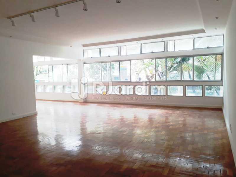 sala - Apartamento de 3 quartos e, Ipanema - LAAP32051 - 1