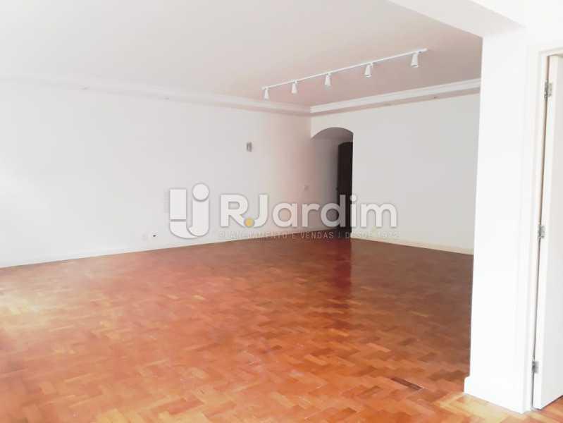 sala - Apartamento de 3 quartos e, Ipanema - LAAP32051 - 4