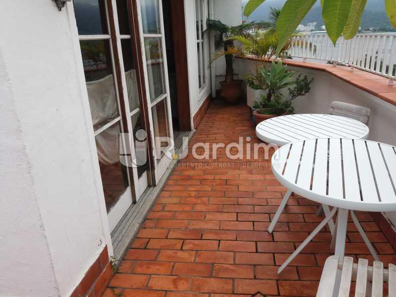 varanda - Cobertura À Venda - Ipanema - Rio de Janeiro - RJ - LACO30271 - 22