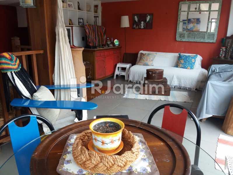 sala 2º piso - Cobertura À Venda - Ipanema - Rio de Janeiro - RJ - LACO30271 - 14