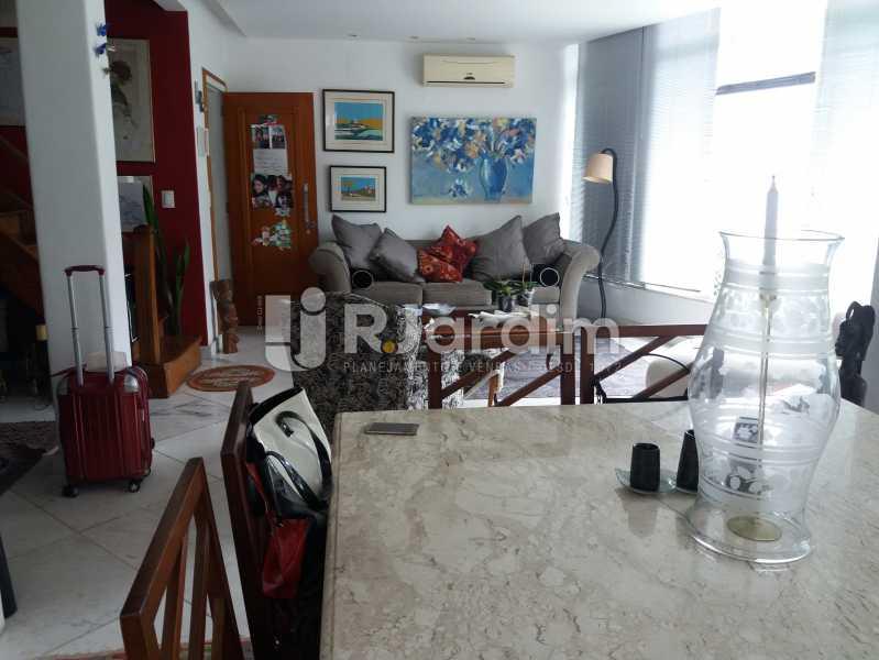 sala 2° piso - Cobertura À Venda - Ipanema - Rio de Janeiro - RJ - LACO30271 - 16