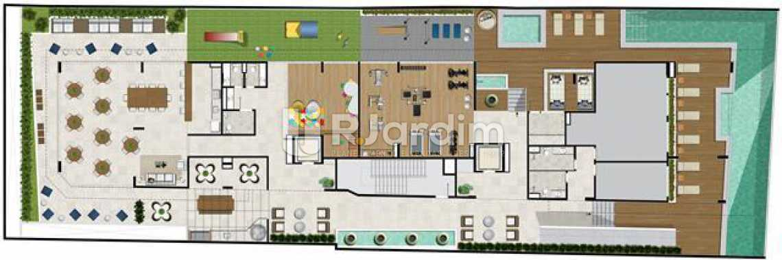 PUC - Apartamento À Venda - Botafogo - Rio de Janeiro - RJ - LAAP40764 - 25