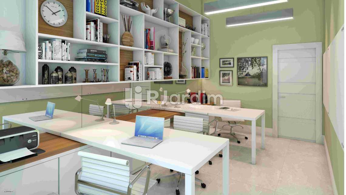 HOME OFFICE - Apartamento À Venda - Botafogo - Rio de Janeiro - RJ - LAAP40764 - 9