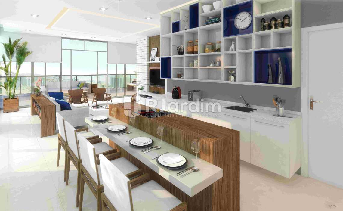 DEPENDENCIA DA UNIDADE 701 - Apartamento À Venda - Botafogo - Rio de Janeiro - RJ - LAAP40764 - 11
