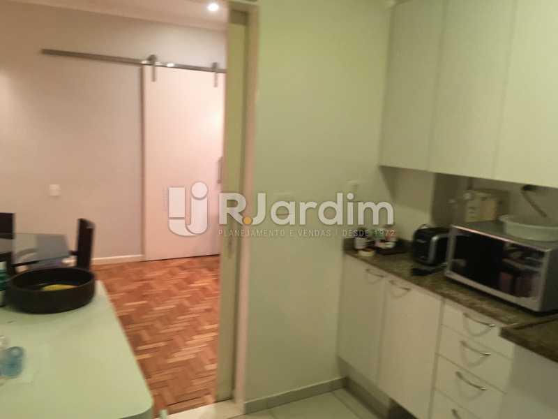 Cozinha - Apartamento Rua Artur Araripe,Gávea, Zona Sul,Rio de Janeiro, RJ À Venda, 3 Quartos, 117m² - LAAP32056 - 24
