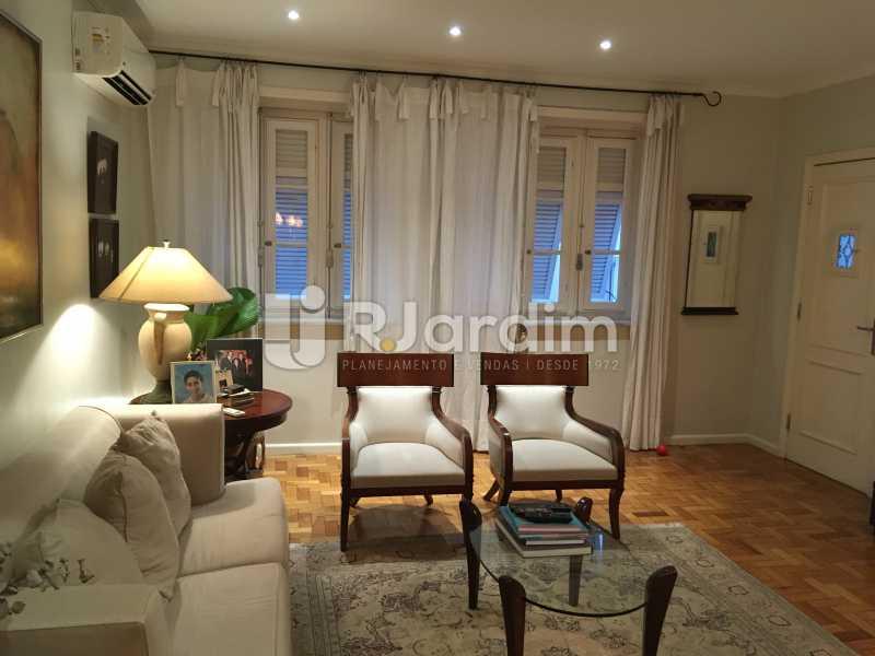 Sala de jantar - Apartamento Rua Artur Araripe,Gávea, Zona Sul,Rio de Janeiro, RJ À Venda, 3 Quartos, 117m² - LAAP32056 - 22