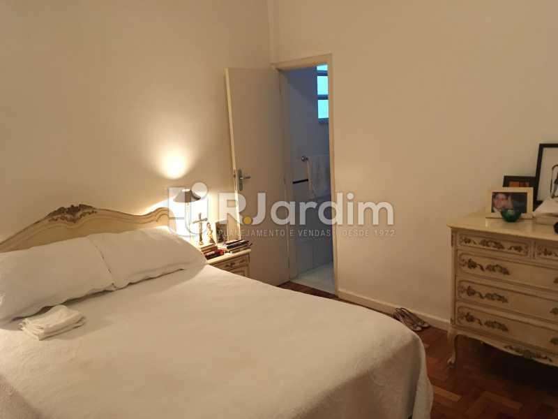 Suíte - Apartamento Rua Artur Araripe,Gávea, Zona Sul,Rio de Janeiro, RJ À Venda, 3 Quartos, 117m² - LAAP32056 - 12