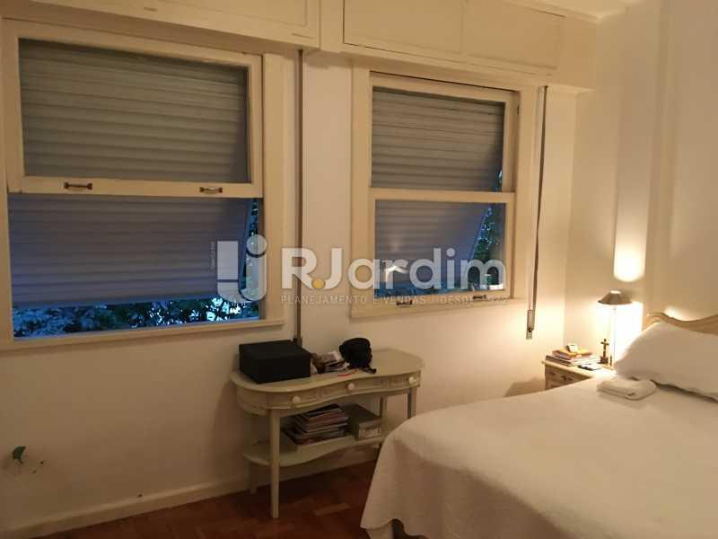 Suíte - Apartamento Rua Artur Araripe,Gávea, Zona Sul,Rio de Janeiro, RJ À Venda, 3 Quartos, 117m² - LAAP32056 - 13