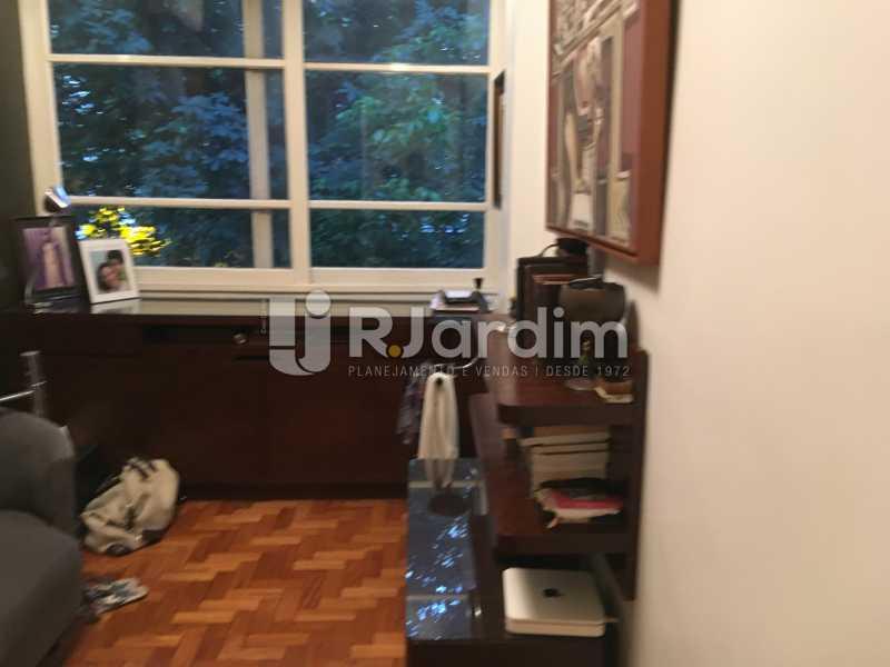 Quarto - Apartamento Rua Artur Araripe,Gávea, Zona Sul,Rio de Janeiro, RJ À Venda, 3 Quartos, 117m² - LAAP32056 - 20