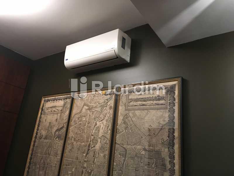 Quarto - Apartamento Rua Artur Araripe,Gávea, Zona Sul,Rio de Janeiro, RJ À Venda, 3 Quartos, 117m² - LAAP32056 - 21