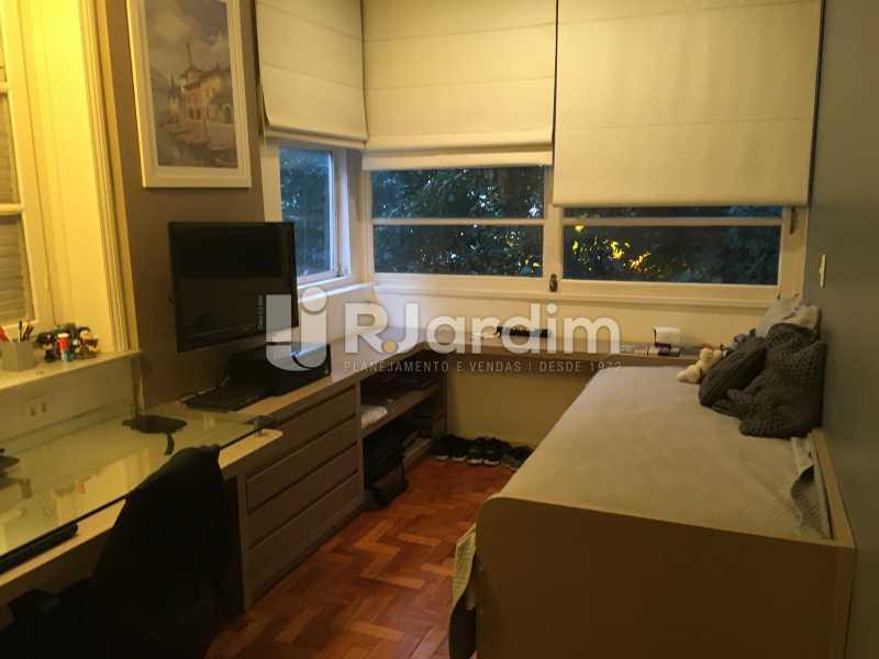 Quarto - Apartamento Rua Artur Araripe,Gávea, Zona Sul,Rio de Janeiro, RJ À Venda, 3 Quartos, 117m² - LAAP32056 - 18