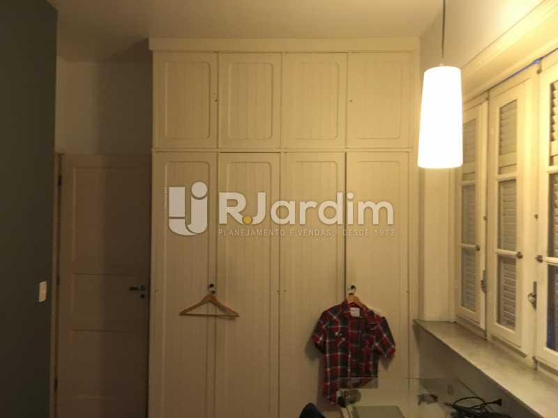 Quarto - Apartamento Rua Artur Araripe,Gávea, Zona Sul,Rio de Janeiro, RJ À Venda, 3 Quartos, 117m² - LAAP32056 - 17