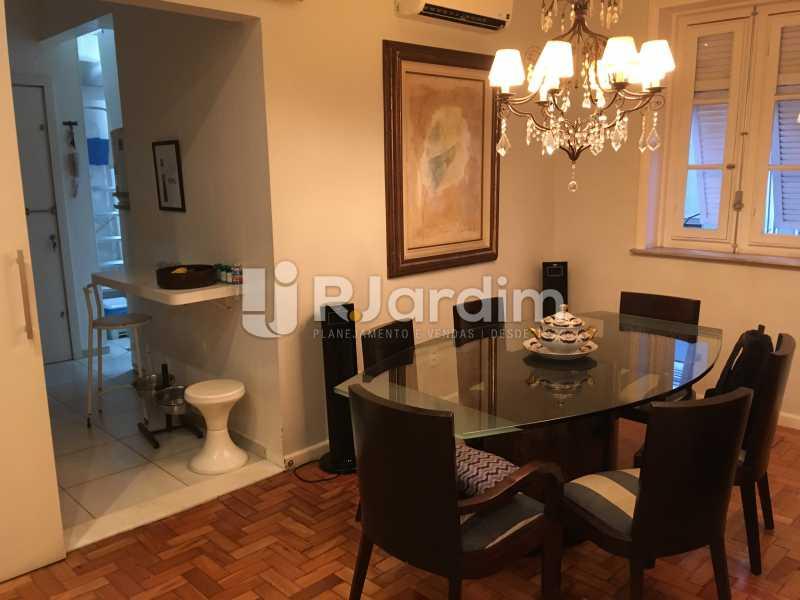 Sala de jantar - Apartamento Rua Artur Araripe,Gávea, Zona Sul,Rio de Janeiro, RJ À Venda, 3 Quartos, 117m² - LAAP32056 - 11