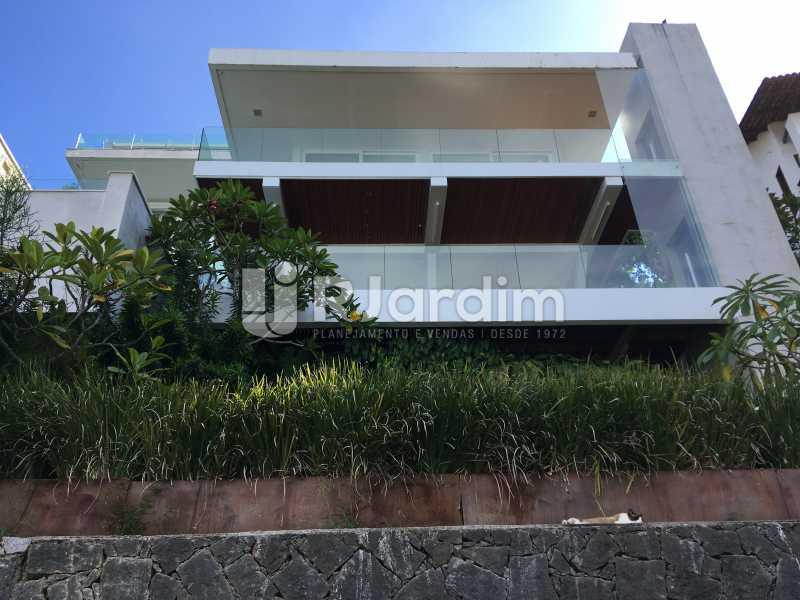 Fachada  - Casa em Condomínio Joá 4 Quartos - LACN40018 - 5