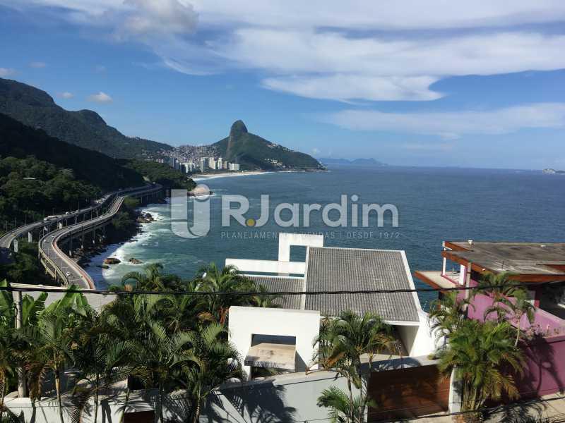 Vista 2o. piso - Casa em Condominio À Venda - Joá - Rio de Janeiro - RJ - LACN40018 - 4