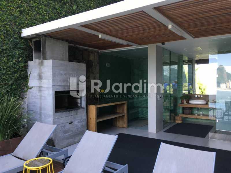 Área gourmet - Casa em Condomínio Joá 4 Quartos - LACN40018 - 11