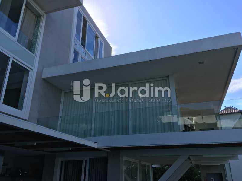 Fachada externa - Casa em Condomínio Joá 4 Quartos - LACN40018 - 12
