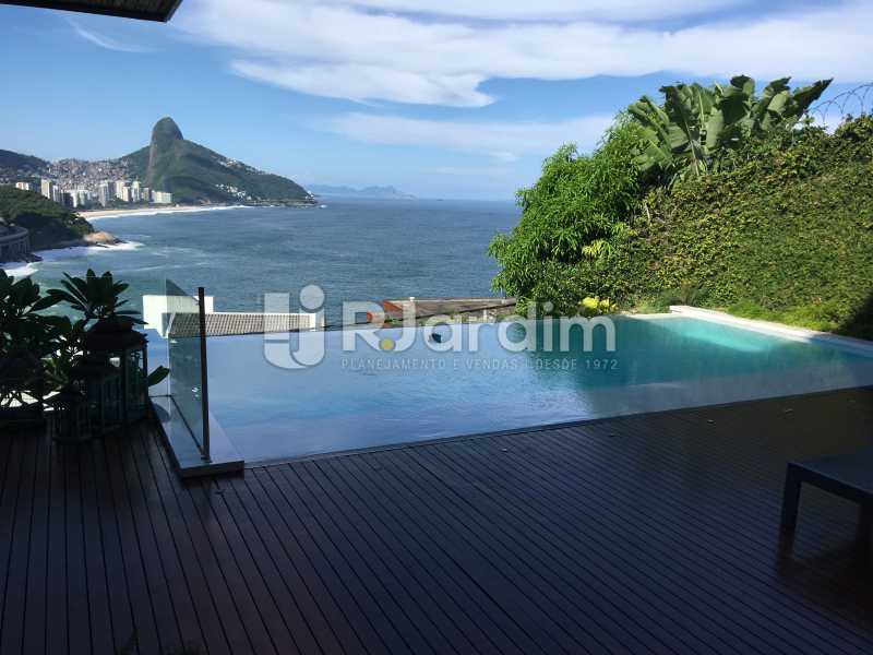 Piscina - Casa em Condomínio Joá 4 Quartos - LACN40018 - 7