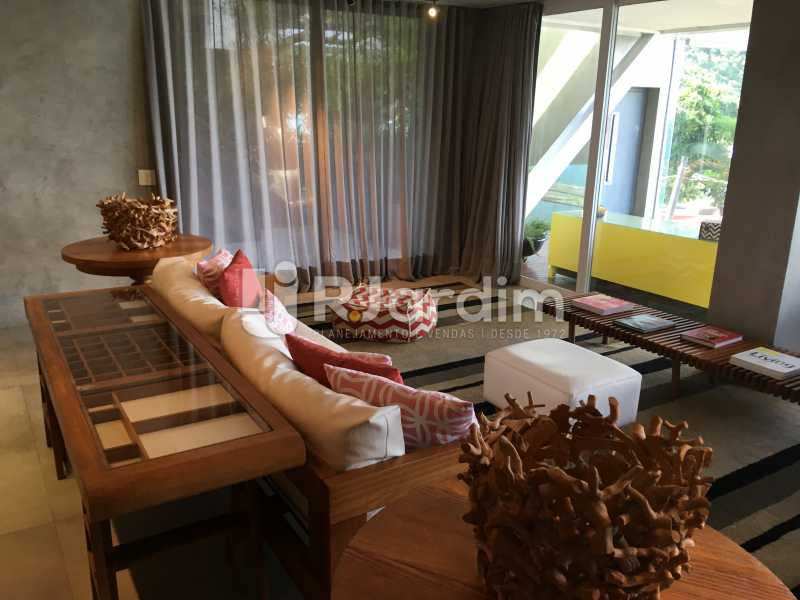 Sala íntima - Casa em Condominio À Venda - Joá - Rio de Janeiro - RJ - LACN40018 - 16