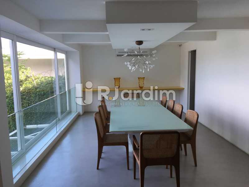 Sala de Jantar - Casa em Condomínio Joá 4 Quartos - LACN40018 - 18