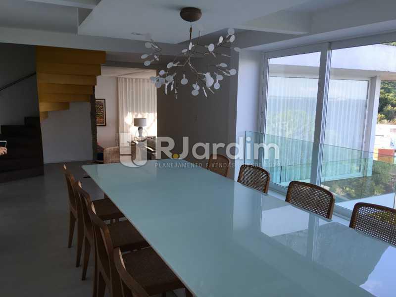 Sala de Jantar - Casa em Condomínio Joá 4 Quartos - LACN40018 - 19