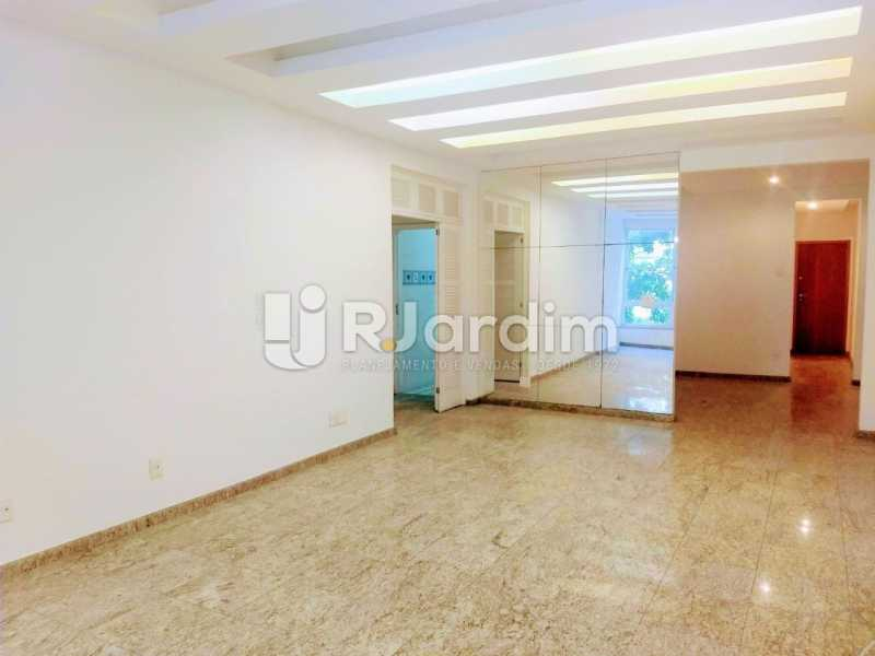 Sala - Apartamento Para Alugar - Copacabana - Rio de Janeiro - RJ - LAAP32057 - 3